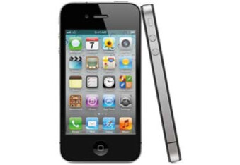 Take $75 off the 16GB Apple iPhone 4S from Radio Shack starting Sunday