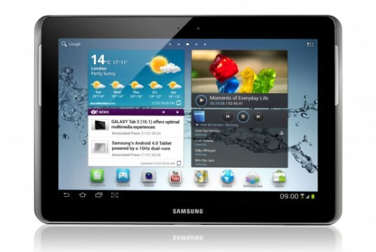 The mystery device has a connection to the AT&T version of the Samsung GALAXY Tab 2 10.1 - Samsung's SGH-T779 gets Bluetooth SIG certification on the way to T-Mobile
