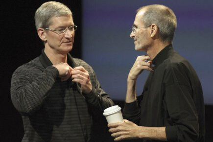 It has been a year since Tim Cook took the reins of Apple after the death of Steve Jobs - Apple CEO Tim Cook sends note to employees following verdict