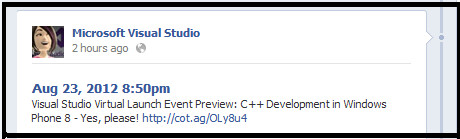 Will the Windows Phone 8 SDK launch at the same time as Visual Studio 2012? - Windows Phone 8 SDK could be released September 12th at the Visual Studio 2012 launch