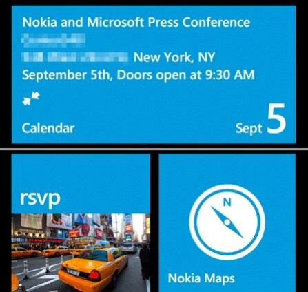 September 5th - Nokia Microsoft joint event
