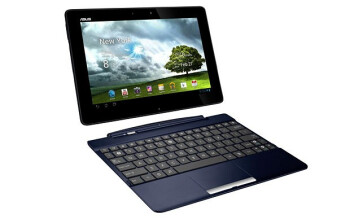 ASUS Transformer PAD TF300 with keyboard dock