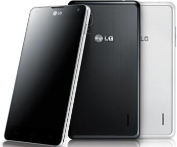 The LG Optimus G