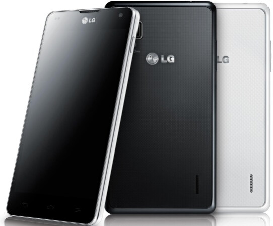 The LG Optimus G - LG Optimus G specs revealed as the phone is official