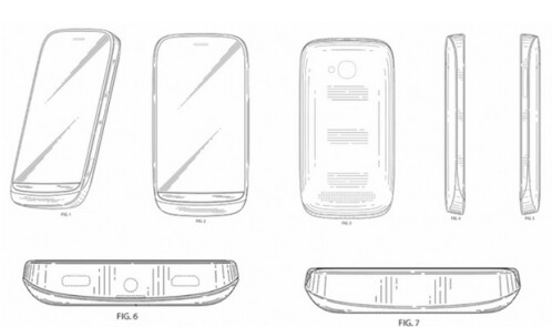 Patent filing reveals possible upcoming Nokia Lumia Arrow