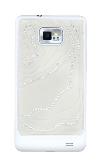 Samsung Galaxy S II Crystal Edition will sparkle at IFA 2012, coming in October