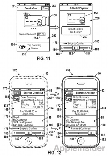 Apple granted patent for NFC mobile payment system