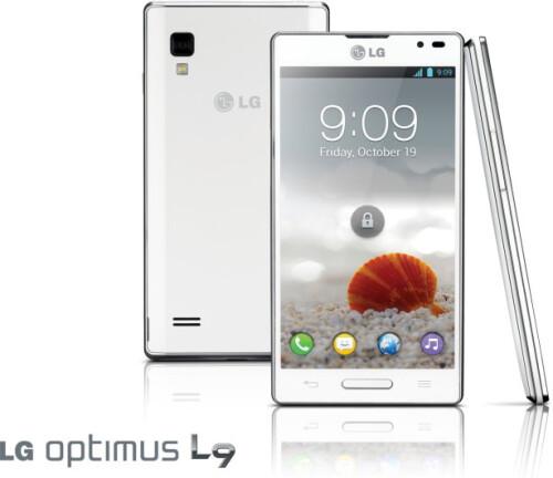 The LG Optimus L9