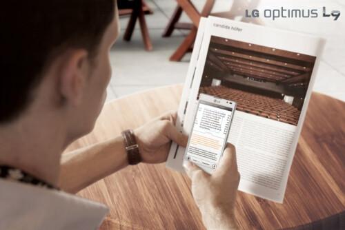 LG introduces the LG Optimus L9