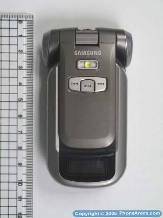 Samsung SPH-M250 - Sprint's TV Phone pictures