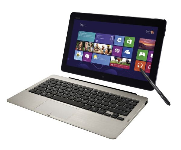 Asus Vivo Tab RT - ASUS reintroduces Windows 8/RT dockable tablets: Asus Vivo Tab and Vivo Tab RT