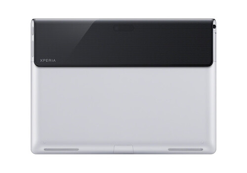 Sony Xperia Tablet S official press photos