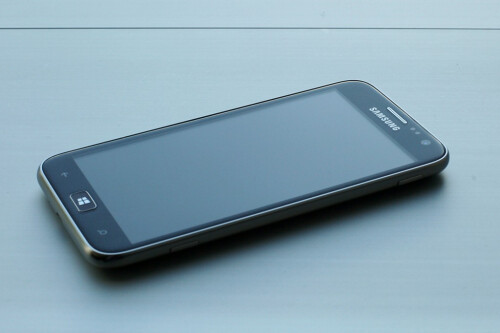 Samsung Ativ S with Windows Phone 8