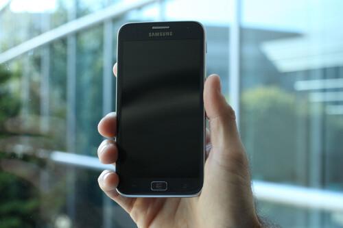 Samsung Ativ S with Windows Phone 8