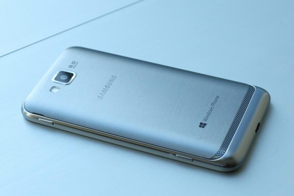 Samsung ATIV S specs review