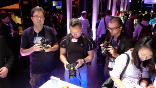 Samsung Galaxy Camera samples