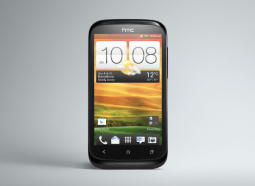 HTC Desire X official images