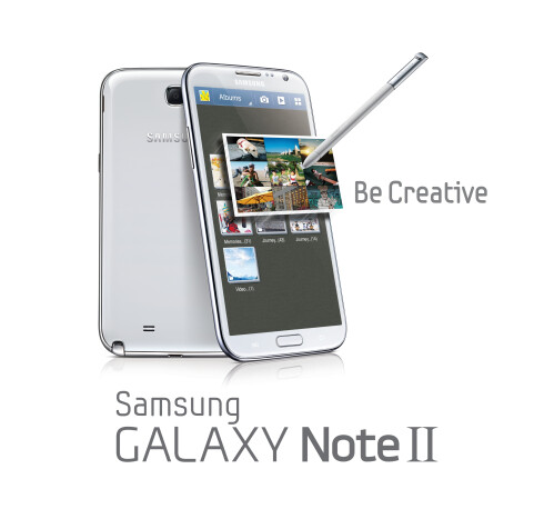 The Galaxy Note II is here and it's narrower, thinner and lighter than its predecessor.