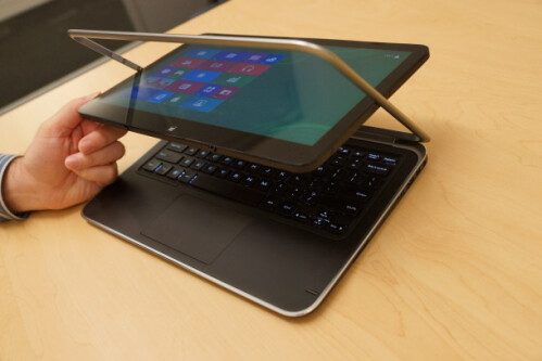Dell XPS Duo 12 (Win 8, Ivy Bridge, $1,200)