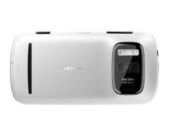 The Nokia 808 PureView and its 41-megapixel camera
