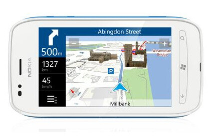 Nokia Drive offers free voice-guided navigation - What would make a Nokia Lumia better than the Samsung Ativ S?