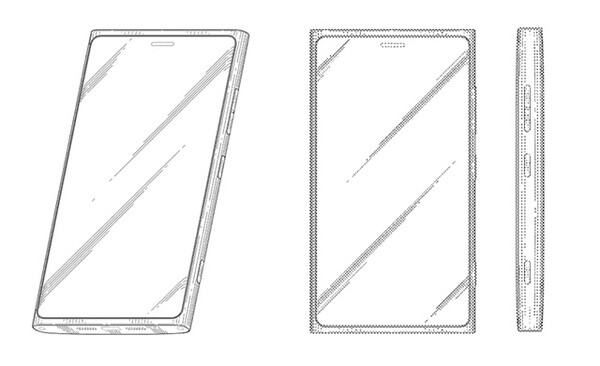 Possibly the design of an upcoming Nokia Lumia smartphone - What would make a Nokia Lumia better than the Samsung Ativ S?