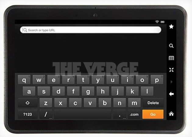 New Amazon Kindle Fire(s) leak out: new design, 7- and 10-inch models likely