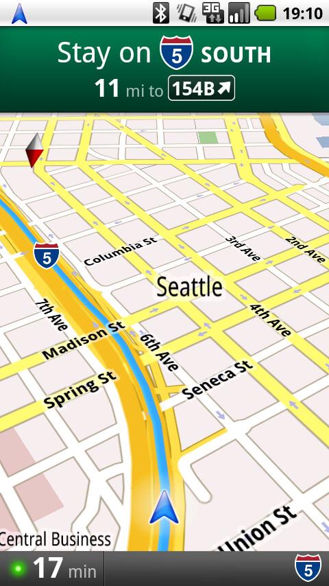 Imagine location specific ads popping up on Google Navigation - Motorola seeks patent for smart ads in navigation app