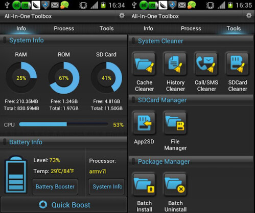 All-In-One Toolbox - Android - Free
