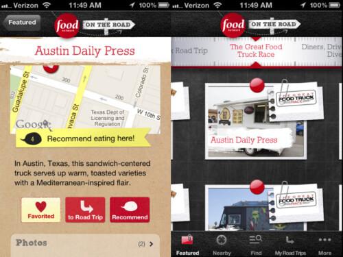 Food Network - iOS - Free