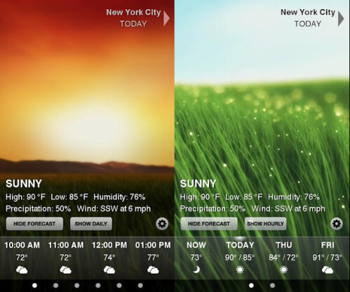 Weather HD - Android - $0.99