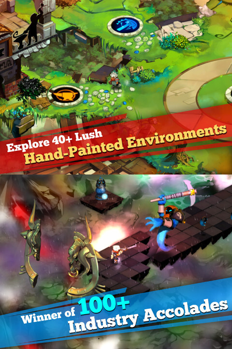 Bastion - iPad - $4.99