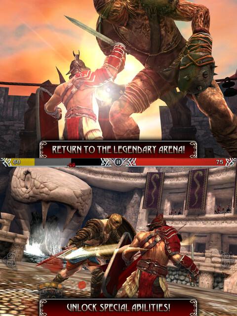 Blood & Glory: Legend - iOS - Free