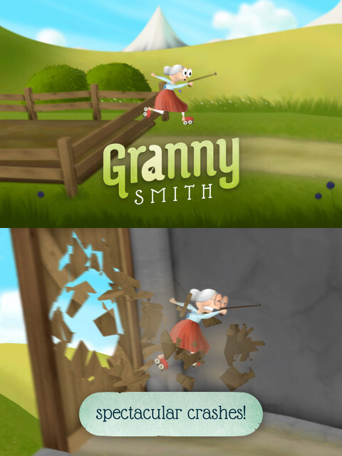Granny Smith - iOS, Android - $0.99