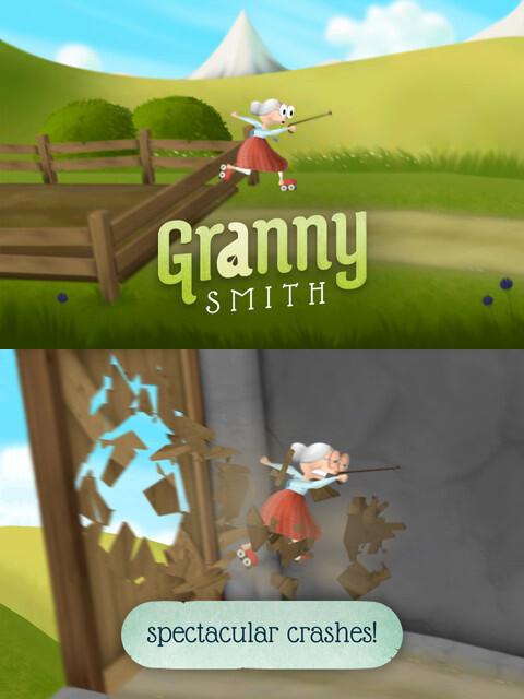 Granny Smith - iOS, Android - $0.99
