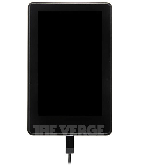 More Images Of Amazon Kindle Fire 2 Leak Out