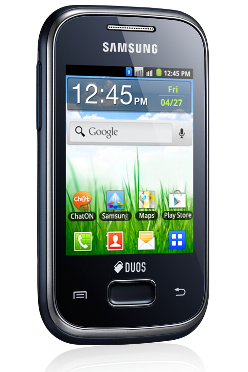 Samsung Galaxy Pocket Duos official images