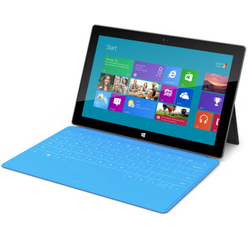 Windows PAD and Microsoft Surface - spot the differences