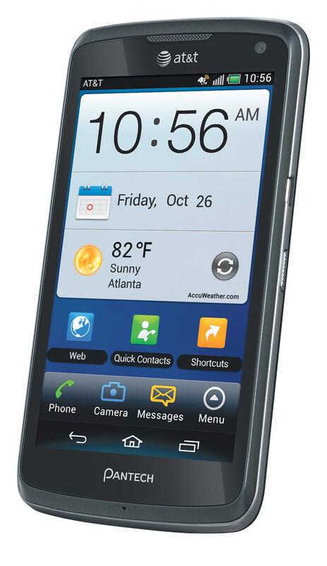 Pantech Flex for AT&T