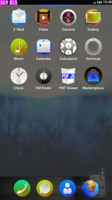 Mozilla OS, Boot to Gecko, can run on a Motorola Defy