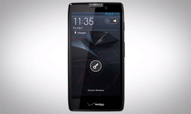 The Motorola DROID RAZR HD might jump start the OEM's sales - Report says shipments of panels for Motorola and Nokia models drop