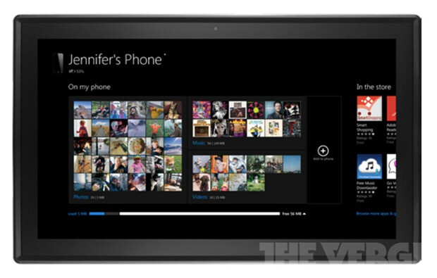 WP8 companion app for Windows coming to replace Zune, sports that Modern UI