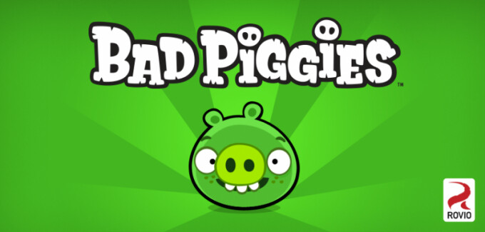 Bad Piggies is coming on September 27th - Bad Piggies to let you have a real swine time starting September 27th