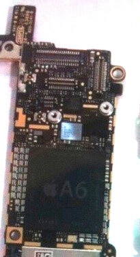 A6 processor for the new iPhone
