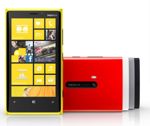 Nokia Lumia 920 with PureView announced to bring the Finns back in the flagship game