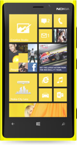 Nokia adds yellow to its collection of vivid colors