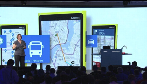 Indoor maps on Windows Phone 8