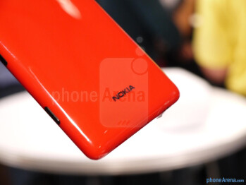 Nokia Lumia 820 hands-on