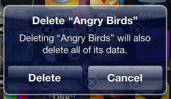 Deleting Angry Birds because of privacy fears might be overdoing it