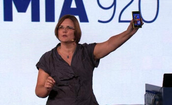 The Nokia Lumia 920 is introduced on Wednesday